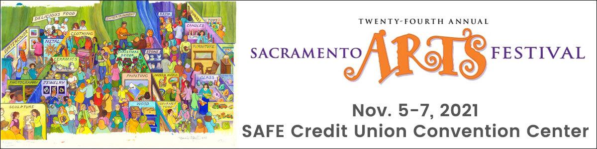 Sacramento Art Festival - 9/2