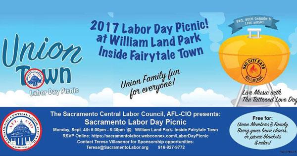 2017 Labor Day Picnic