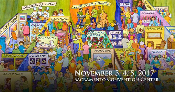 20th Annual Sacramento Arts Festival
