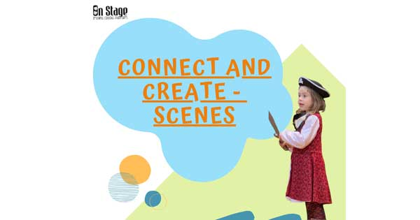 Connect and Create Online Classes: Scenes
