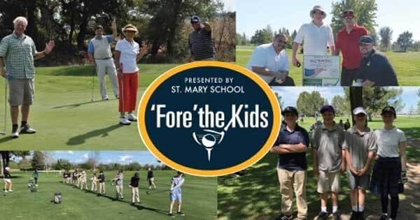 'Fore' the Kids Golf Tournament