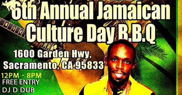 6th Annual Jamaican Culture Day BBQ