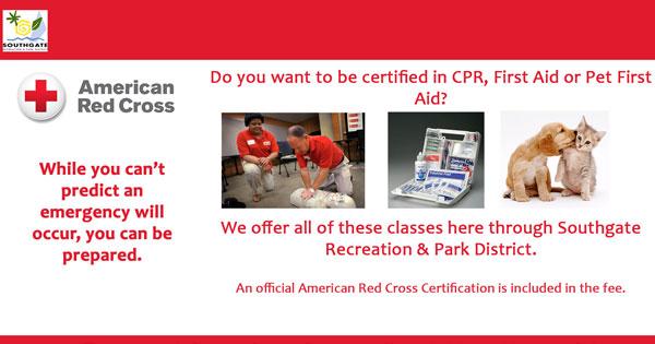 Adult & Pediatric CPR/AED