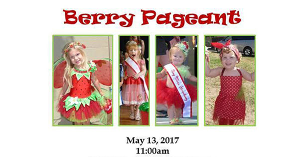 Berry Pageant