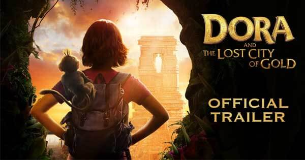 Special Needs Screening - Dora and the Lost City of Gold