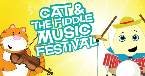 Cat & the Fiddle Music Festival