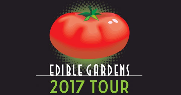 Edible Gardens Tour 2017