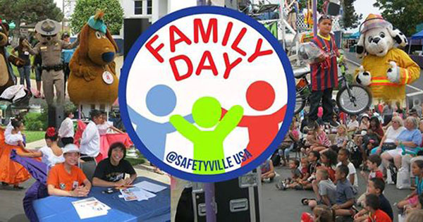 Family Day At Safetyville