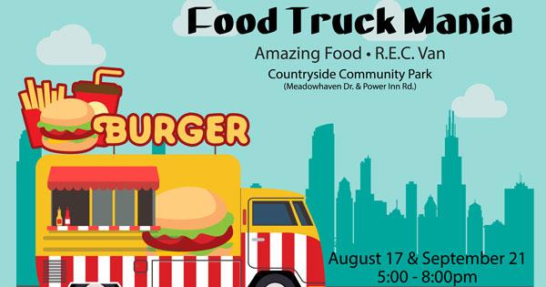 Food Truck Mania & REC Van