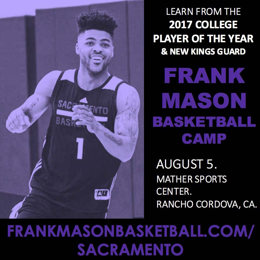 Frank Mason Basketball Camp