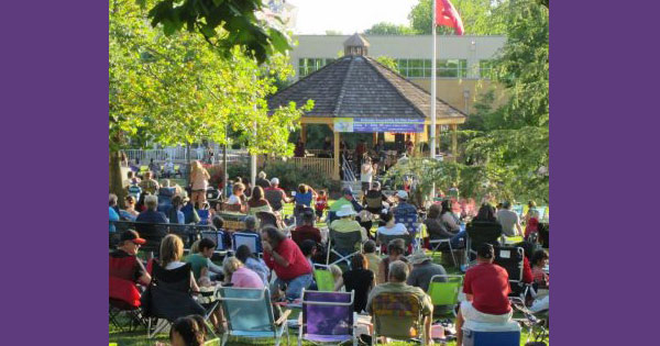 Friday Summer Concerts in the Park