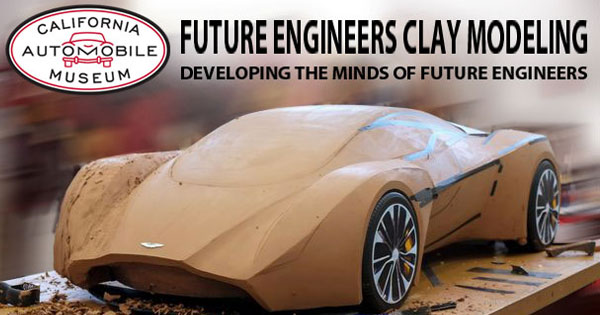 Future Engineers: Clay Modeling