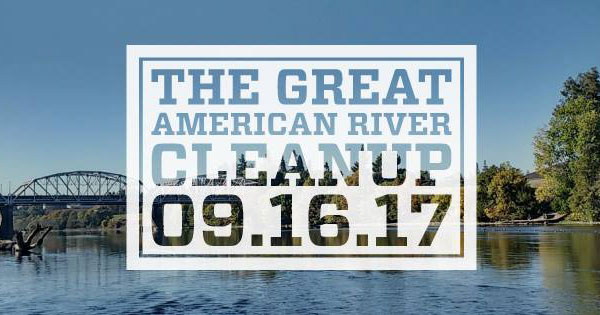 Great American River Cleanup 2017