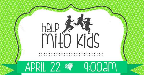 Help Mito Kids 8th annual 5k Walk/Run!