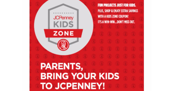 JCPenney Kids Zone
