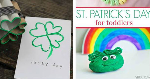 St. Patty's Day Arts and Crafts