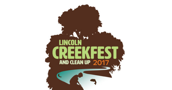 Lincoln CreekFest and Clean Up
