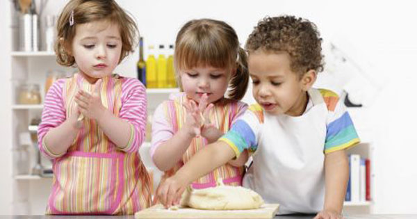 Little Kids Can Cook: The Science of Cheese