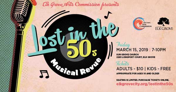Lost in the 50s Musical Revue