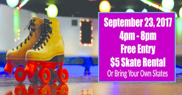 Mega Family Skate Night