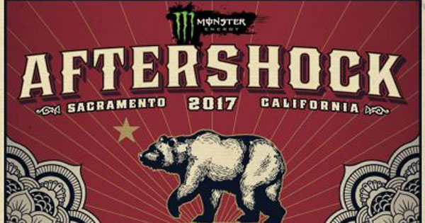 Monster Energy Aftershock Festival