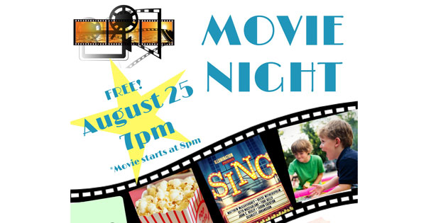 Movie Night at Swanston Park