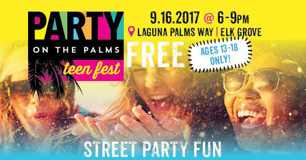 Party on the Palms