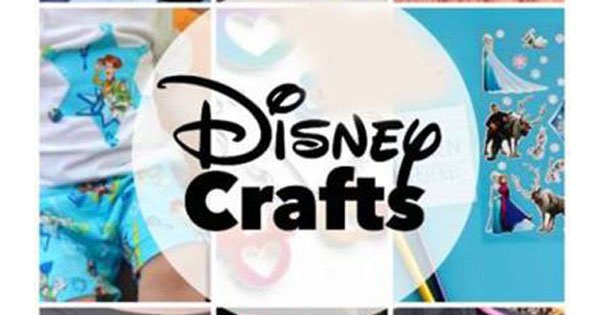 Disney Art and Craft Day