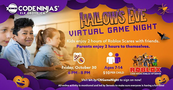 Hallow's Eve Virtual Game Night