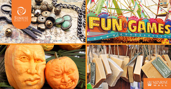 Sunrise Crafts, Carvings & Carnival
