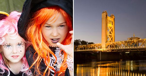 Sacramento Spooky Halloween River Cruise