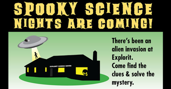 Spooky Science Nights