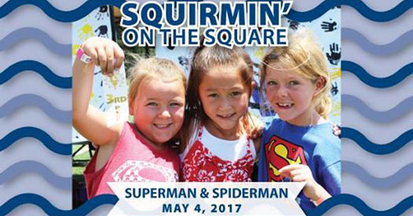 Squirmin' on the Square