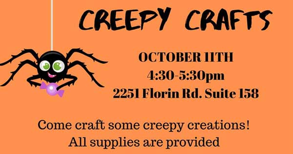 Creepy Crafts