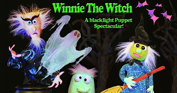 Winnie the Witch Puppet Show