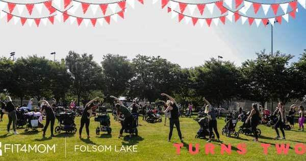 FIT4MOM Folsom Lake TURNS TWO