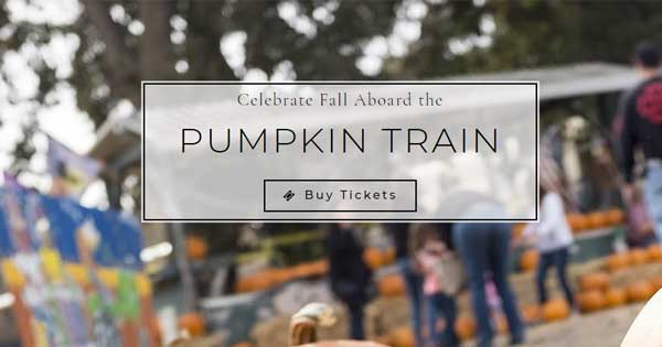 Pumpkin Train