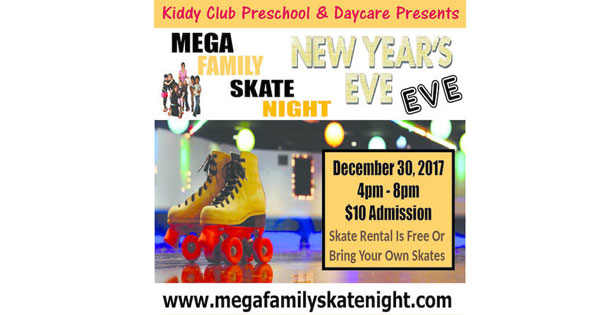 Mega Family Skate Night!