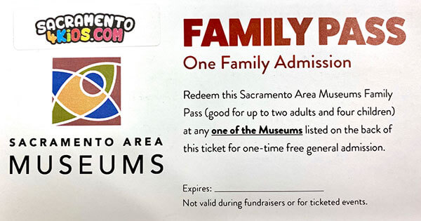 Family Pass Giveaway