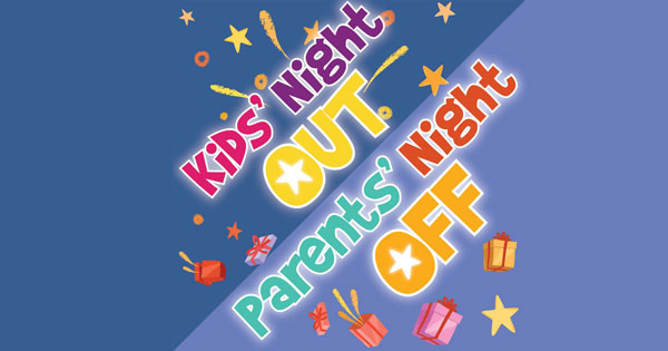 Kids Night Out - Folsom
