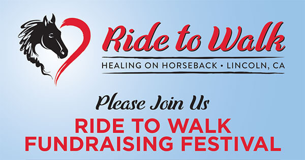 Ride To Walk Fundraising Festival
