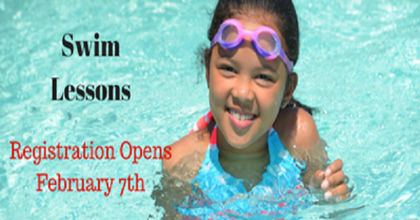 Swimming Lessons Registration