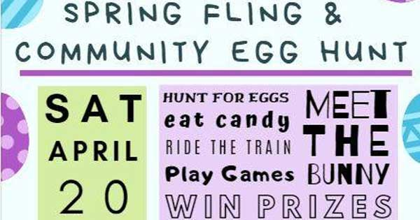 Spring Fling & Community Egg Hunt