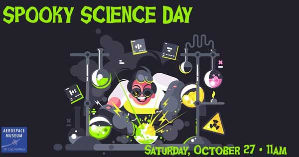 Spooky Science Day