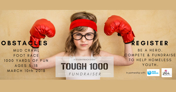 TOUGH 1000 - Obstacle Course Fundraiser for Kids