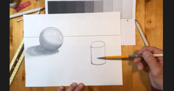 Free Beginning Drawing Class