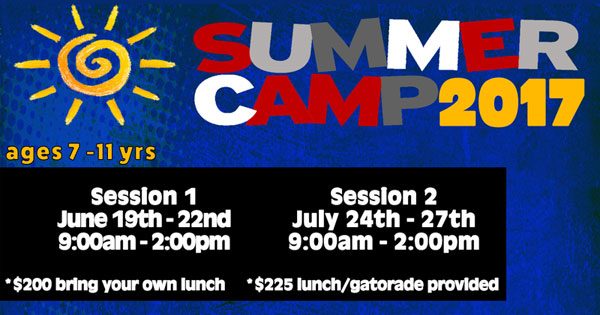 Rockball Summer Camp
