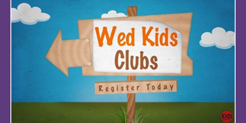 Wed Kids Clubs