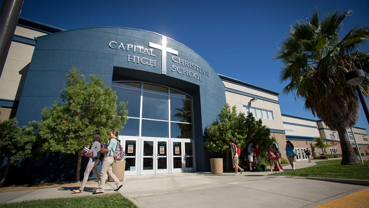 Capital Christian School
