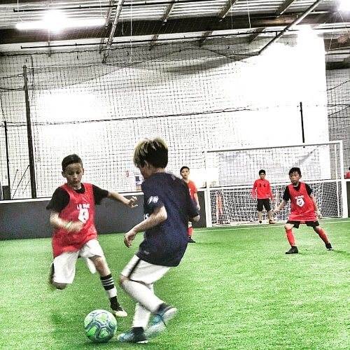 Le Five Indoor Soccer